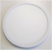 Светильник универсальный круглый  12w  4000 К квадратный TruEnergy 10802