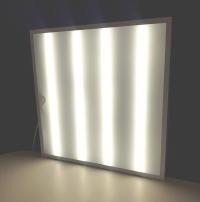 Светильник светодиодный с матовым  рассеивателем 595*595 мм, 36W 4500K