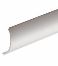 Рассеиватель матовый поликарбонат профиля NUGL 16*16