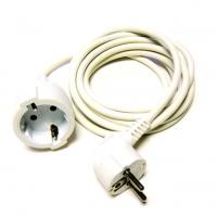 Удлинитель-шнур   Electraline 10 метров,кабель ПВС 3*1 мм2