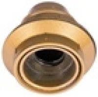 Патрон электрический люстровый с двумя кольцами  E 14