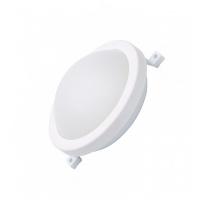 Светильник  пылевлагозащищенный  светодиодный 6 Вт Truenergy 11101