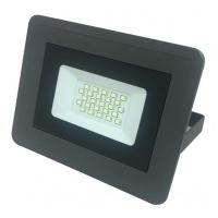 Прожектор светодиодный   10W   IP65 6500К черный