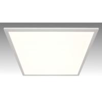 Ультратонкая светодиодная панель 15W 300х300 Electraline 62230, цвет алюминий