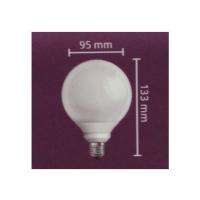 Диммируемые лампа шар 10W   с цоколем E27