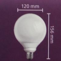 Диммируемые лампа шар 12W   с цоколем E27