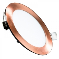 Ультратонкий  светодиодный  светильник круглый 9Вт  4000 К